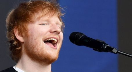 Ed Sheeran 'sued for $100m over Marvin Gaye song'