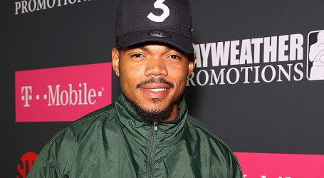 Chance the Rapper Confirms He's Working on Albums With Kanye and Childish Gambino