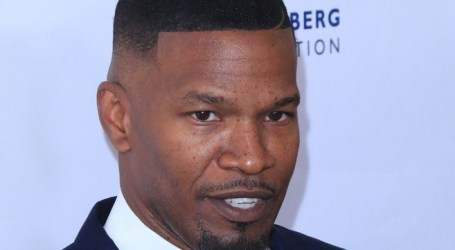 Jamie Foxx accused of slapping woman with his penis