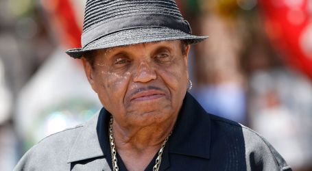 Joe Jackson, Father of Michael and Janet, Reportedly in Hospital With Terminal Cancer
