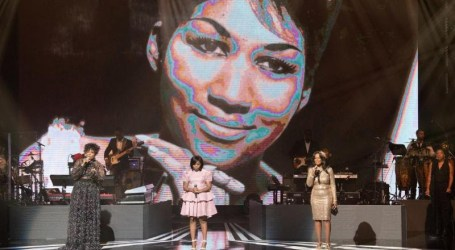 Legendary Queen Of Soul Aretha Franklin Celebrated With Special Tribute From Syleena Johnson, Angela Winbush And Paris Bennett At 3rd Annual Black Music Honors