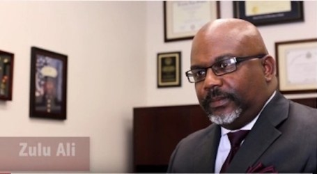 Attorney Zulu Ali, an Award-winning Black Lawyer, Has Been Named America's Top Criminal Defense Attorney