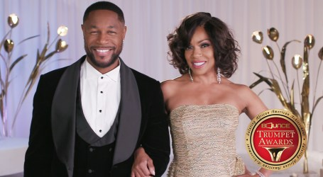 Wendy Raquel Robinson and Tank Host Star-Studded 27th Annual Bounce Trumpet Awards