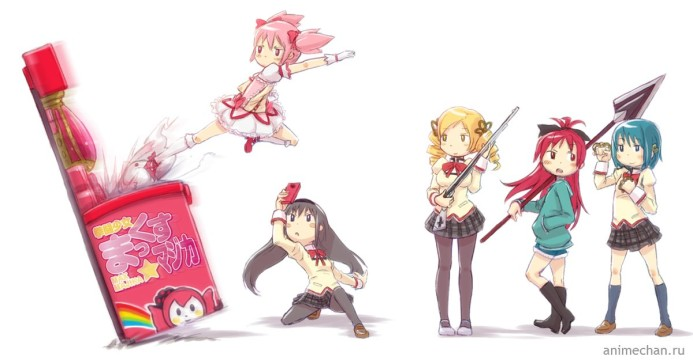 meguca yes this is a kick