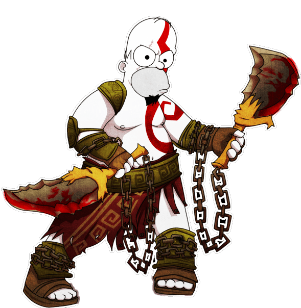 Homer Kratos at your service
