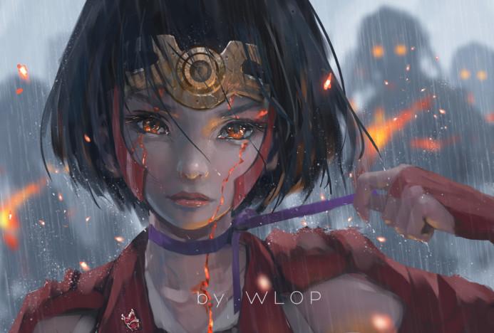Mumei by WL OP