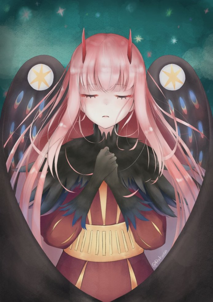 Zero Two Picture Book Version