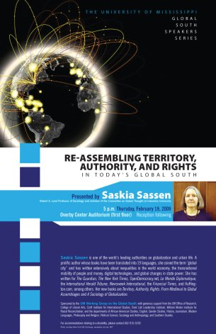 Global South-Saskia Sassen