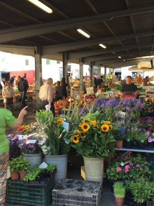 The farmers market where trouble began