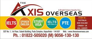 Axis Overseas Educational Services, Kapurthala
