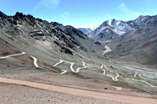 motorcycle travel-ruta40_argentina_motorcycle
