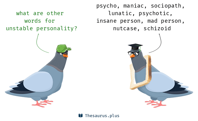 unstable personality