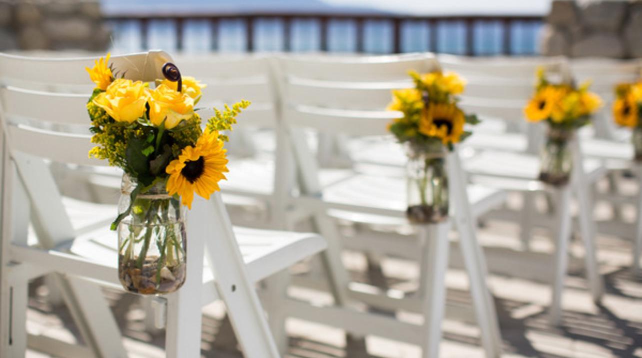 50 Inspiring Sunflower Wedding Ideas