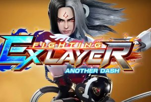 Arika Announces Fighting EX Layer: Another Dash For Nintendo Switch 2
