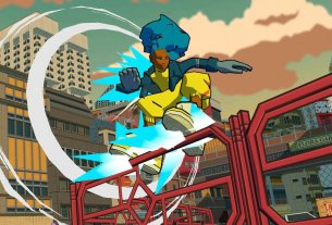 Jet Set Radio's Legacy Lives On In This Official Trailer For Bomb Rush Cyberfunk 3