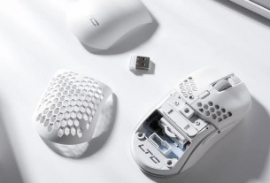 LTC MoshPit WHM-01 Gaming Mouse, Neither Heavy Nor Metal 5