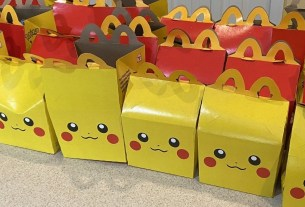 Not even McDonald's Pokémon Happy Meals are safe from scalpers 3