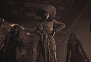Resident Evil Village's Lady Dimitrescu Is Officially Over Nine Feet Tall 5