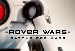 Rover Wars : Battle For Mars Is Now Available For Xbox One And Xbox Series X|S 3