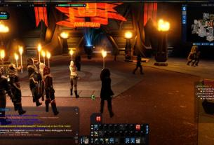 Star Trek Online players gather in-game to pay tribute to Christopher Plummer 4