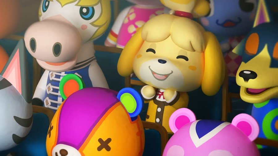 Animal Crossing Crowned Family Game Of The Year At The 2021 D.I.C.E. Awards 1