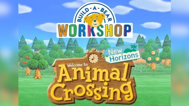 Animal Crossing Build A Bear