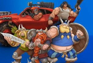 Blizzard Arcade Collection Free Update Adds Lost Vikings 2 And RPM Racing 3