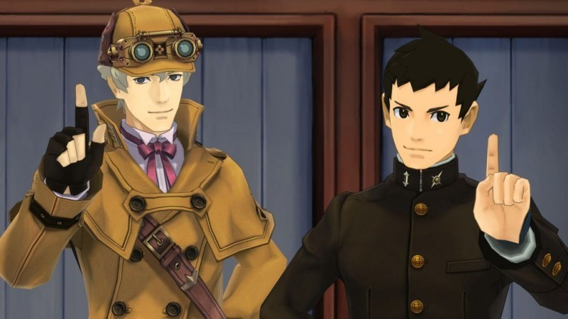Capcom Announces The Great Ace Attorney Chronicles, Finally Bringing The Series Westward 1