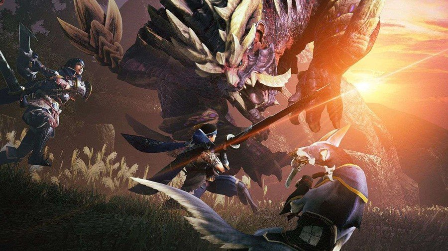 Capcom's Monster Hunter Rise Has Now Sold Six Million Copies Worldwide 1