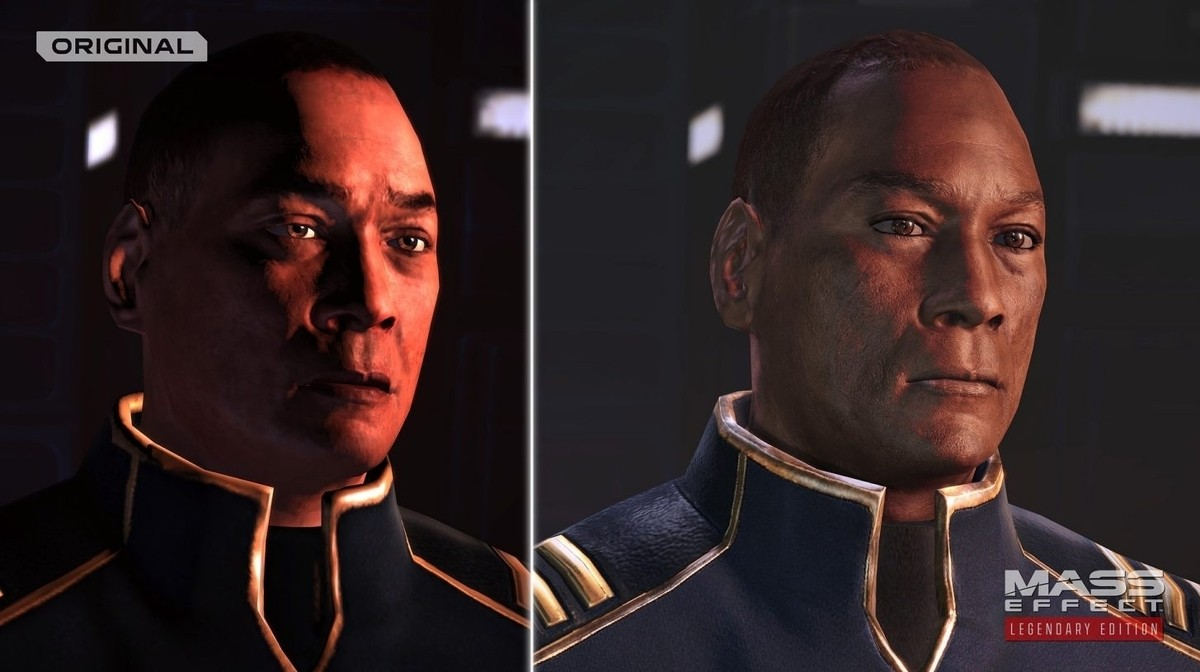 Check out Mass Effect Legendary Edition's visual changes in new before-and-after trailer 6