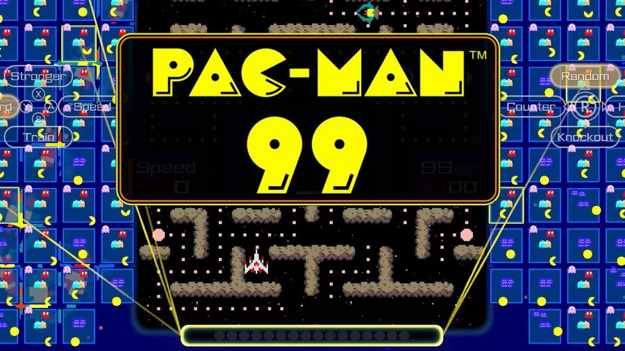 Gallery: Every Pac-Man 99 DLC Theme - All 29 Custom Skins For Pac-Man 99 1