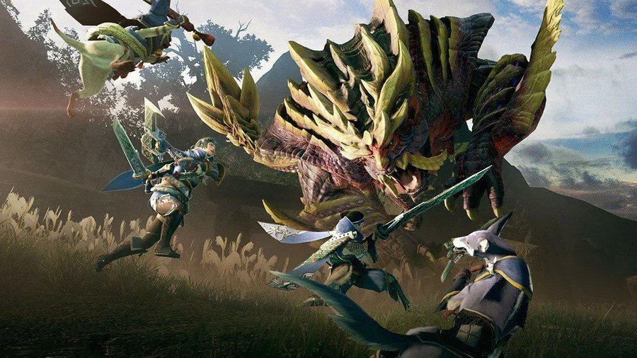 Monster Hunter Rise Has Already Shipped Five Million Units Worldwide 1