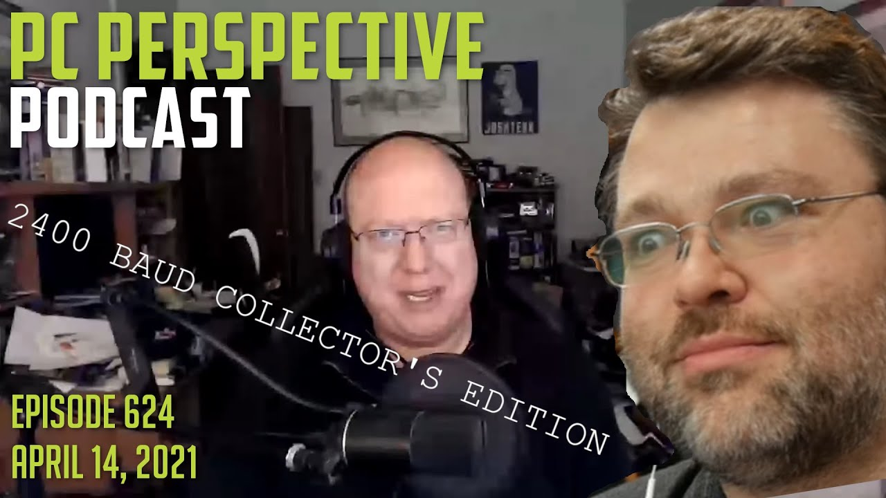 Podcast #624 – Ryzen 5000 APUs, NVIDIA GTC Recap, Special Guest: Wendell of Level1Techs and much more! 1
