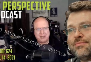 Podcast #624 – Ryzen 5000 APUs, NVIDIA GTC Recap, Special Guest: Wendell of Level1Techs and much more! 6