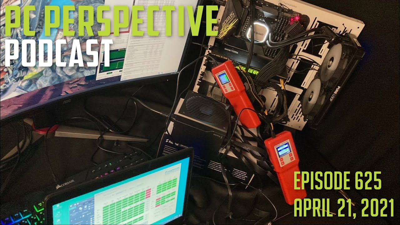 Podcast #625 – Fractal Ion PSU Review, AMD Driver Updates, Nvidia ARM acquisition, Steam Security Patch, Apple M1 + more! 1