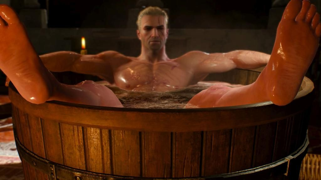 Registration's open for The Witcher game that's Pokémon Go with foglets Tub Geralt 1