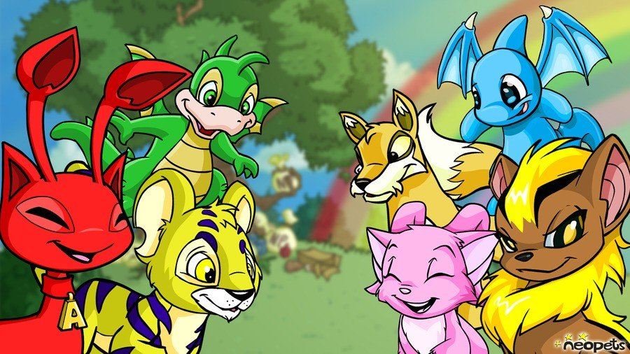Rumour: Neopets Could Be Coming To Switch 1