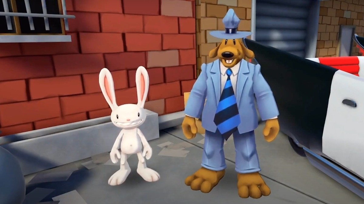 Sam & Max VR adventure This Time It's Virtual heading to Oculus Quest in June 6