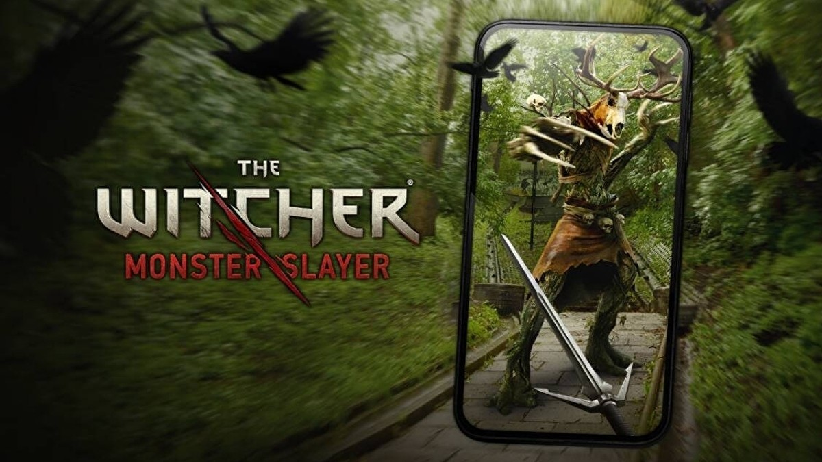 """Sign up now to play a """"soft-launch version"""" of The Witcher: Monster Slayer 1"""