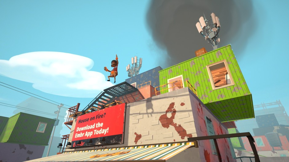 Smokin' Hot Multiplayer Firefighting Game Embr Coming to Xbox This Summer 1