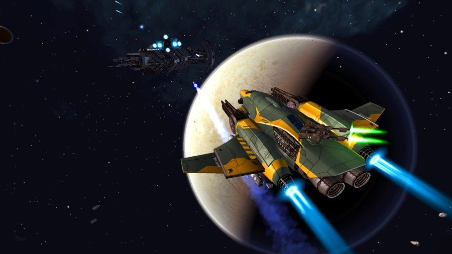 Space Commander: War And Trade Will Boldly Go Onto Switch In May 1