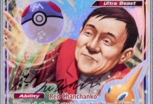 Special Pokémon Card Signed By The Company's President Sells For Nearly $250,000 3