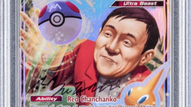 Special Pokémon Card Signed By The Company's President Sells For Nearly $250,000 2