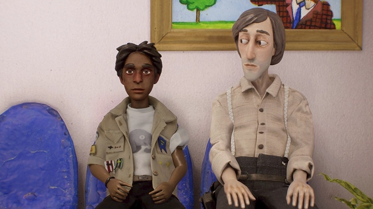 Stop-motion-style space adventure Harold Halibut looks sublime in new story trailer 1