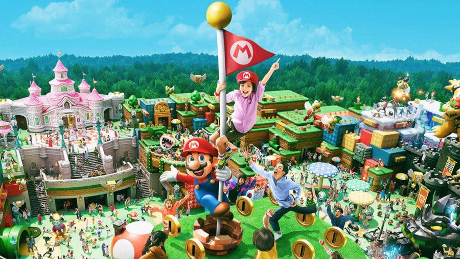Super Nintendo World Forced To Close Just One Month After Opening 1