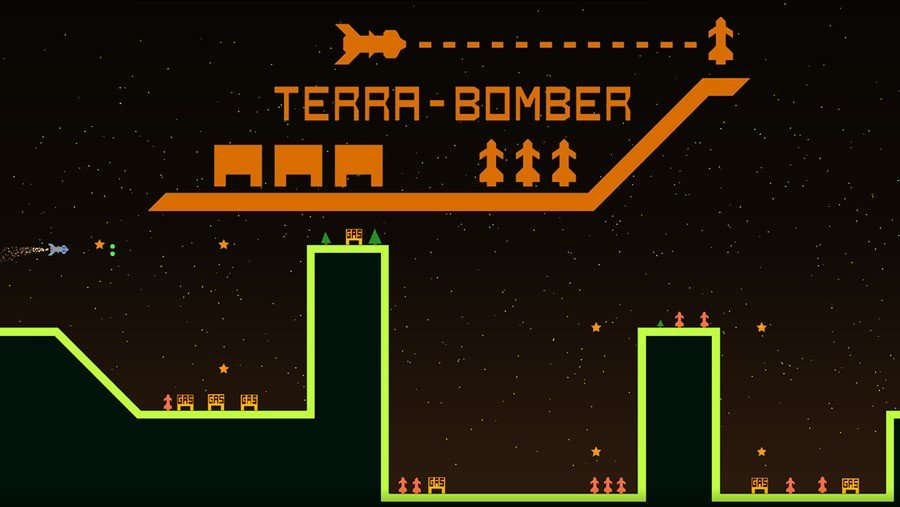 Terra Trilogy Brings '80s Arcade Vibes To Nintendo Switch This Summer 1