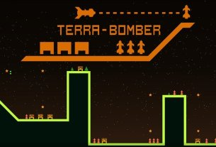 Terra Trilogy Brings '80s Arcade Vibes To Nintendo Switch This Summer 3