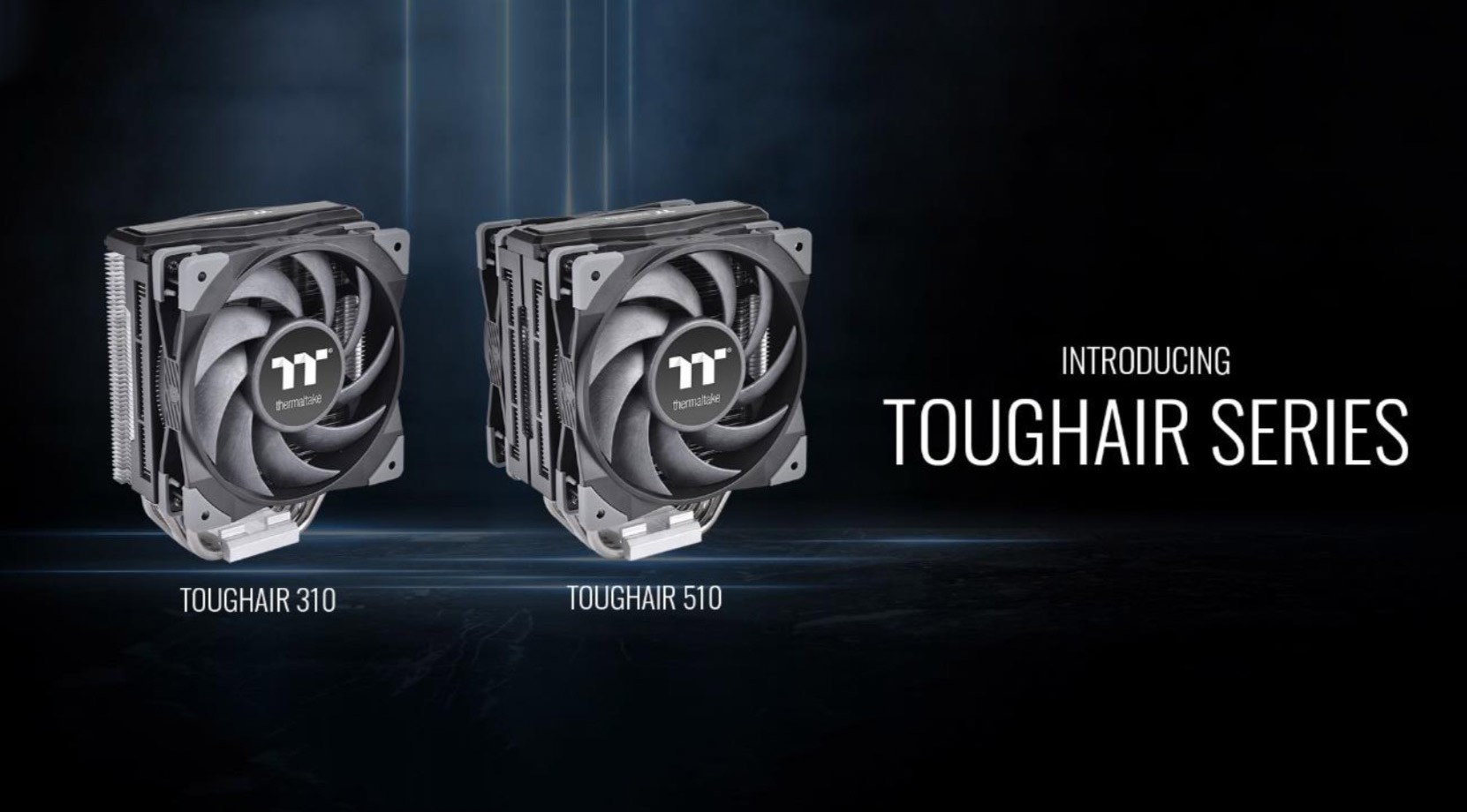 Thermaltake TOUGHAIR CPU Coolers Now Available 1