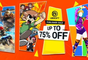 Ubisoft's 'Irresistible Deals' Event On Switch Ends Soon, Up To 75% Off (North America) 3