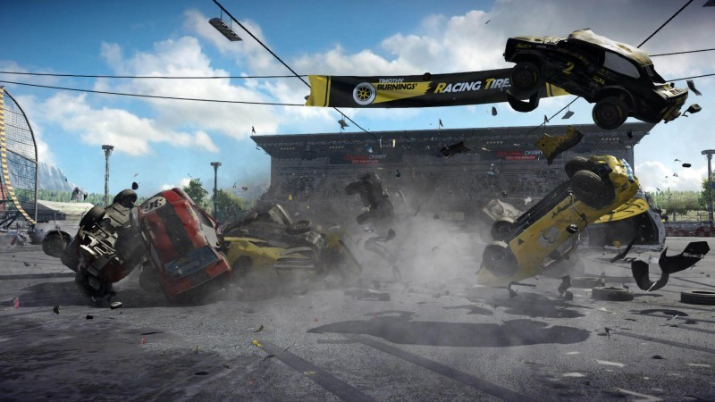 Wreckfest Looks Stunning On PlayStation 5, See How It's Different 1